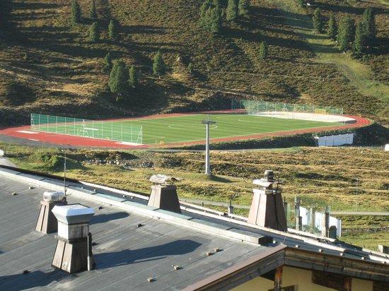 AlpinLodges Kuhtai:                   High altitude training ground