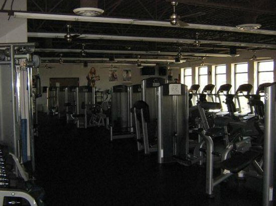 Movara Fitness Resort:                   Fitness Center