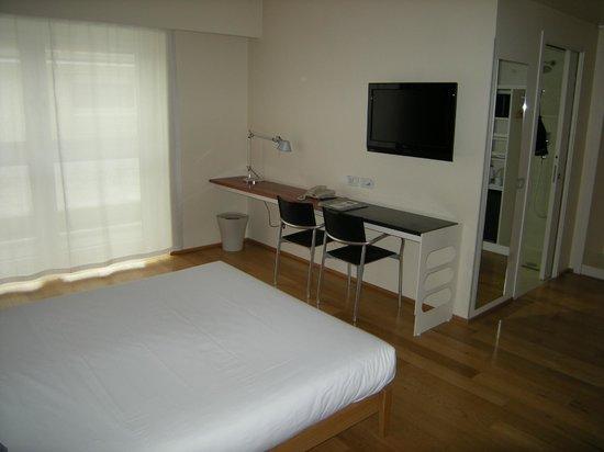 BEST WESTERN PLUS Hotel Bologna - Mestre Station: Espace chambre