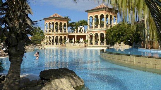 IBEROSTAR Grand Hotel El Mirador:                   El Mirador pool area