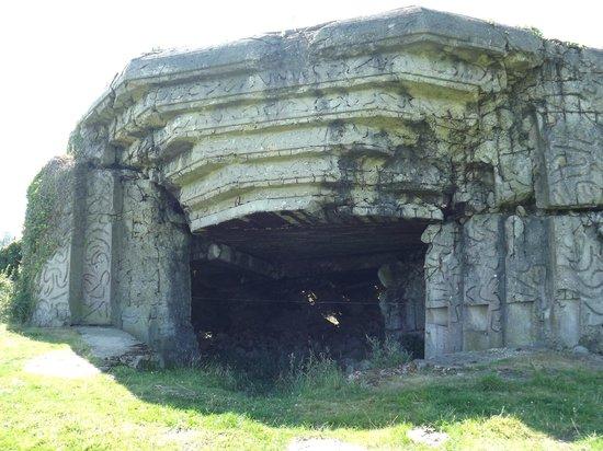 Crisbecq Battery: Musée du Débarquement