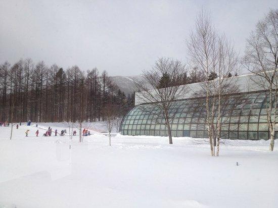 Club Med Sahoro Hokkaido:                   滑雪場