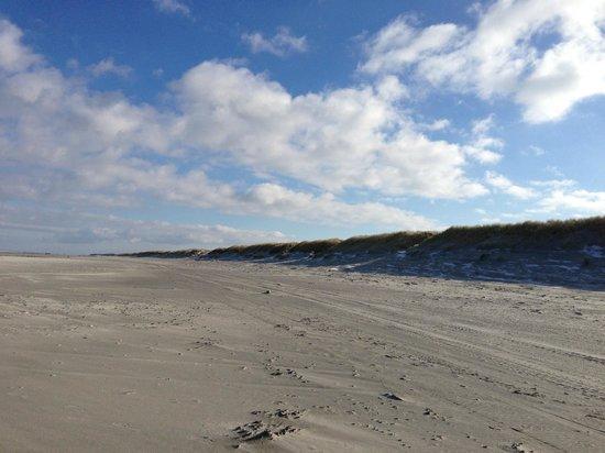 WestCord Hotel Noordsee:                   Prachtig groot strand