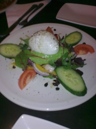 Stazione Restaurant & Coffee bar:                   Buffalo Mozzarella, tomato and Avocado