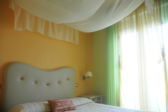 Savoy Hotel: Comfort room