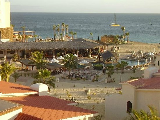 Solmar Resort:                   View from room