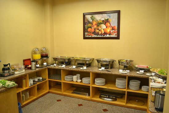 Thien Thao Hotel Ho Chi Minh City :                   various choices for breakfast