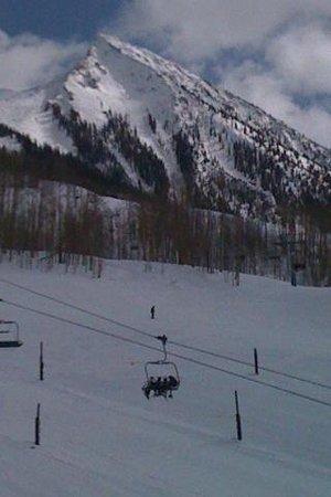 Elk Mountain Lodge:                   CB Mountain