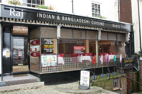 Raj Indian Cuisine