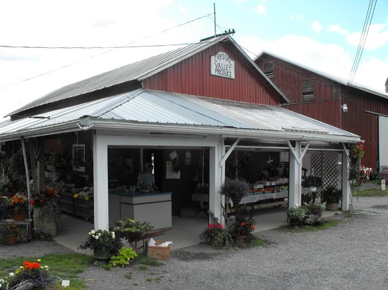 The Savannah House Inn: Our favorite nearby Mennonite farm market