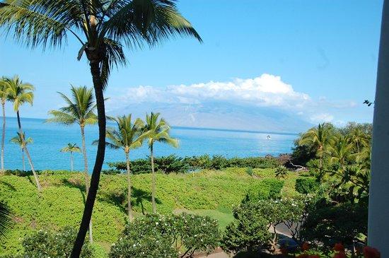 Makena Beach & Golf Resort:                                     dalla camera panorama