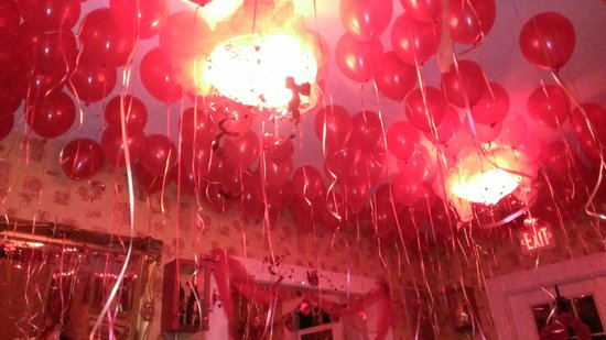 Bistro Maison:                   Valentines Day 2013