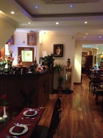 Best Thai Restaurant Bromley