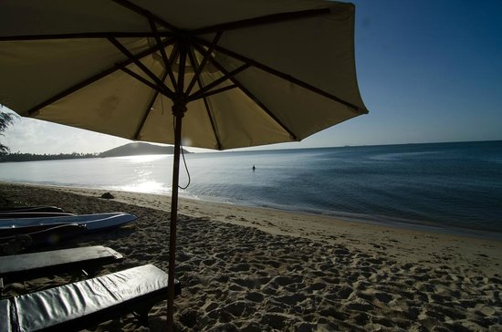 Kanok Buri Resort:                   Strand Hotel -  Kanok Buri