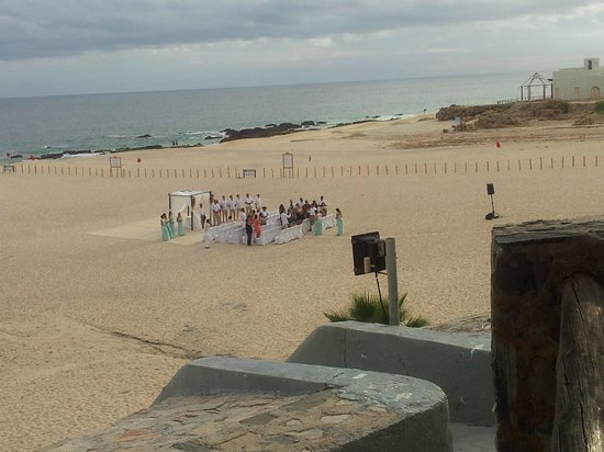 Melia Cabo Real All-Inclusive Beach & Golf Resort:                   Gran Boda  !!