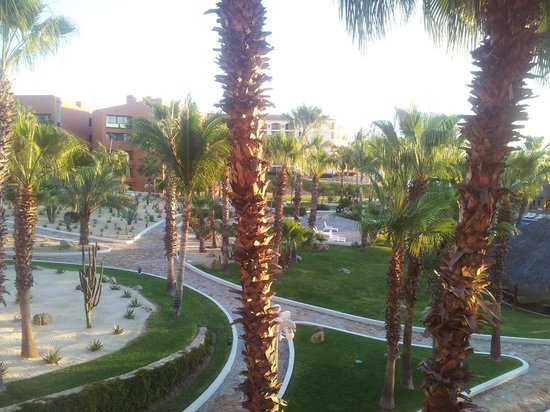 Melia Cabo Real All-Inclusive Beach & Golf Resort:                   Mi  amanecer !!!