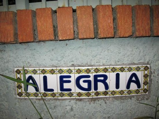 Alegria Bed and Breakfast: ALEGRIA
