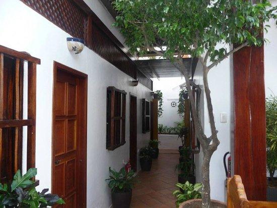 Posada Movida: camere