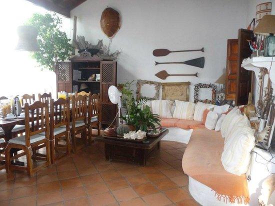 Posada Movida: sala da pranzo