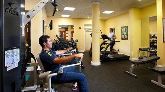 The Sands at Grace Bay: Gym