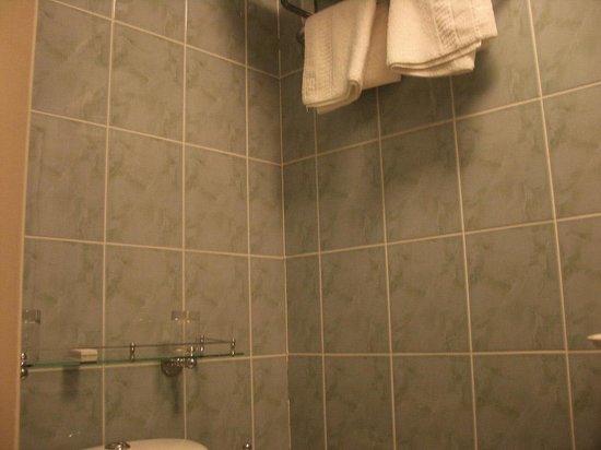Luna & Simone Hotel :                   Baño