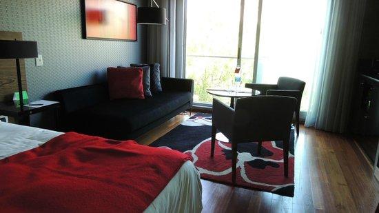 Fierro Hotel Buenos Aires:                   Schönes, geräumiges Hotelzimmer