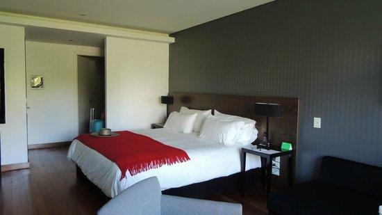 Fierro Hotel Buenos Aires:                   Bequemes Bett