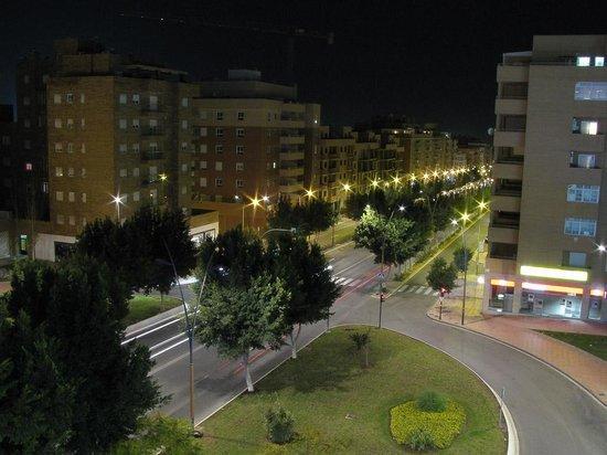 Sercotel Gran Fama:                   Vista de la avenida