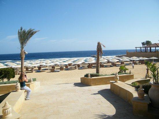 Resta Reef Resort:                                                       la spiaggia