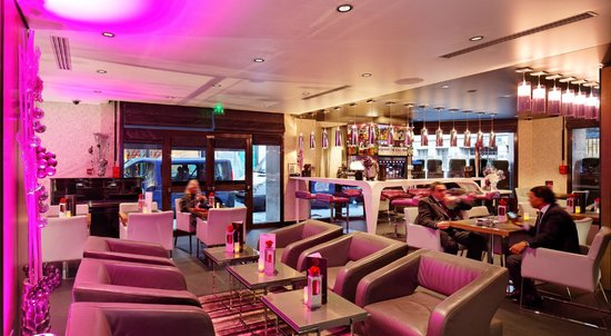Holiday Inn Paris-St. Germain Des Pres: New Year 2012 - Bar