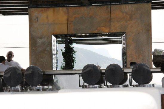 Hotel Fasano Rio de Janeiro: Pool Bar Area