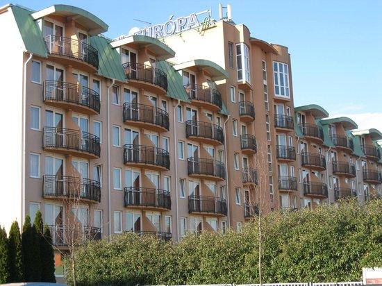 CE Quelle Hotel:                   отель Европа Фит (мой номер на 4 этаже)