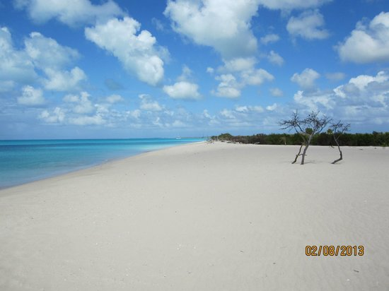 Barbuda Cottages :                   Low Bay