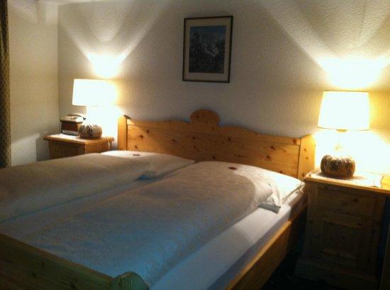 Hotel Gletschergarten:                   Room