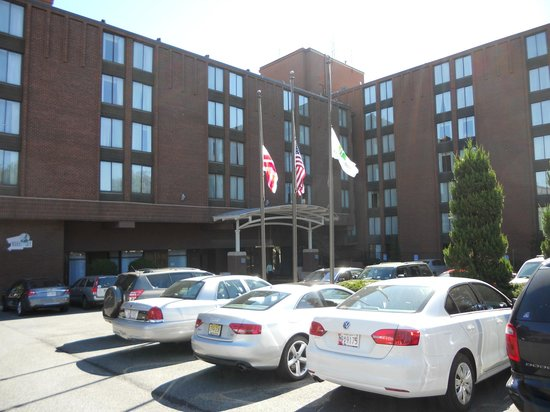 Holiday Inn Washington - Georgetown:                   Entrada