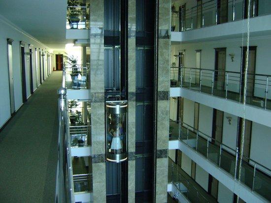 فندق سيلايف فاميلي ريزورت:                   Inside hotel                 