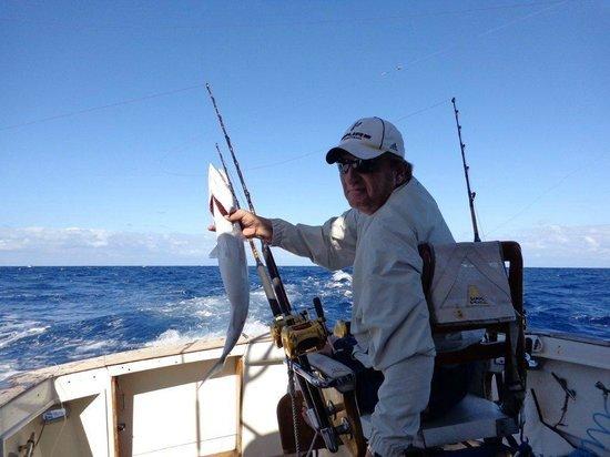 Bara photo de slackem fishing charters george town for Delaware fishing charters