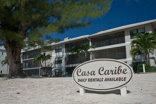 Casa Caribe: The hotel