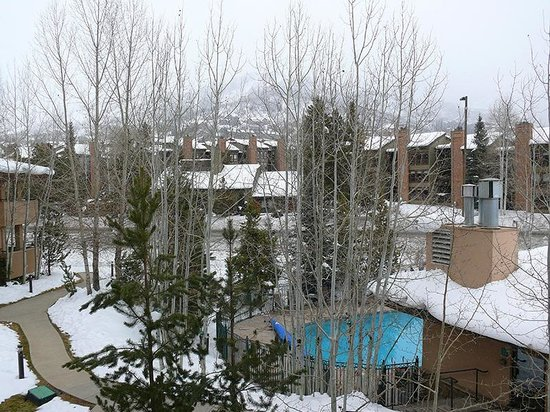 Canyon Creek Condominiums: Sample View
