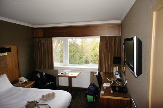 Best Western Park Hotel:                   Our room, modern and presentable