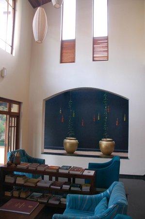 Clove Villa:                   Lounge area