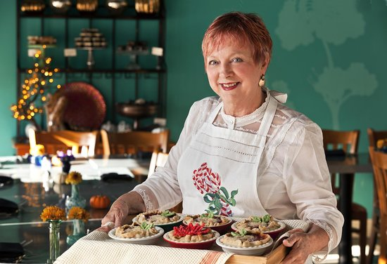 Crady's Eclectic Cuisine on Main: Baker Barbara