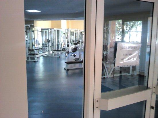 El Mouradi Gammarth :                   Gym