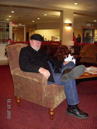 "Ramada Pigeon Forge North: Earnest ""Buster"" Hemingway"