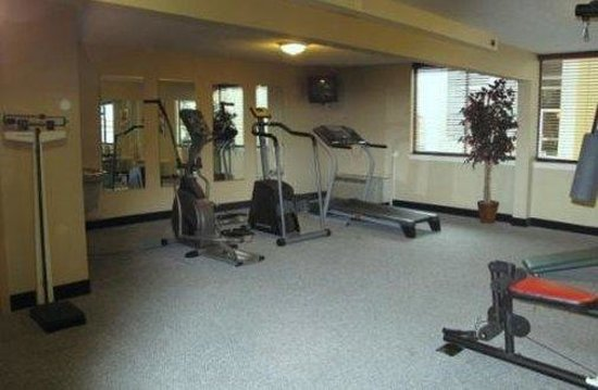 Stay Express Hotel Fort Worth: Fitness Center