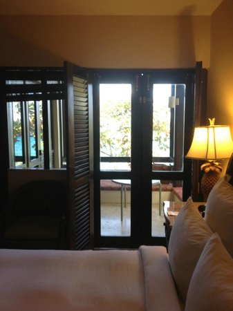 Renaissance St. Croix Carambola Beach Resort & Spa:                   waterfront room