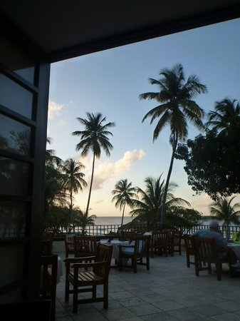 Renaissance St. Croix Carambola Beach Resort & Spa:                   Restaurant View