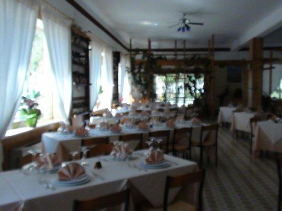 Trattoria Di Biagio Romano : sala interiore