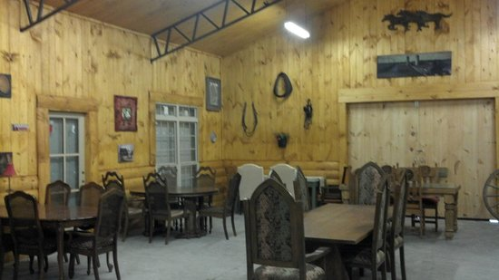 Clearview Horse Farm B&B: The Cowboy Lodge Meeting Room