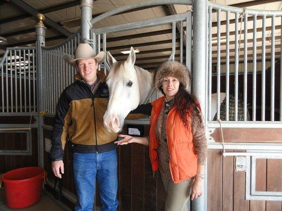 Clearview Horse Farm B&B: Johnathan Feild